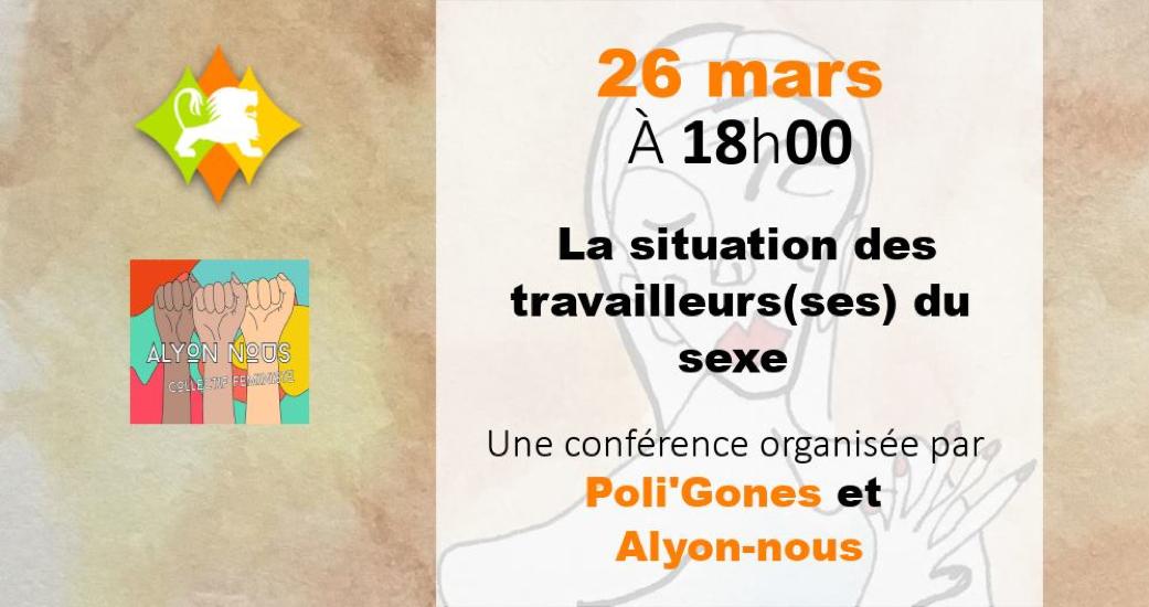 Conférence «La situation des travailleuses du sexe»
