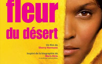 Projection-débat «Fleur du désert» à la Maison des Etudiants