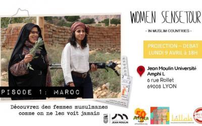 Projection-débat «Women SenseTour in muslim countries»